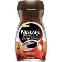 NESCAFE CAFE SOLUBLE CLASSIC NATURAL 200GR