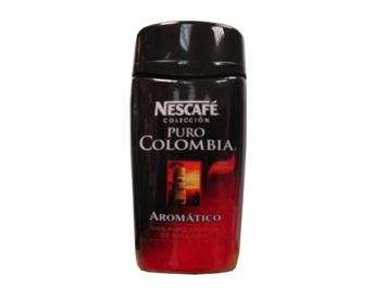 NESCAFE CAFE PUR COLOMBIA 100GR