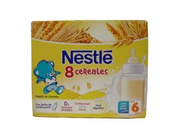 NEST.8 CEREALS 2X250ML