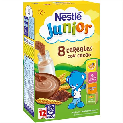 NESTLE CEREALS CACAO 600G