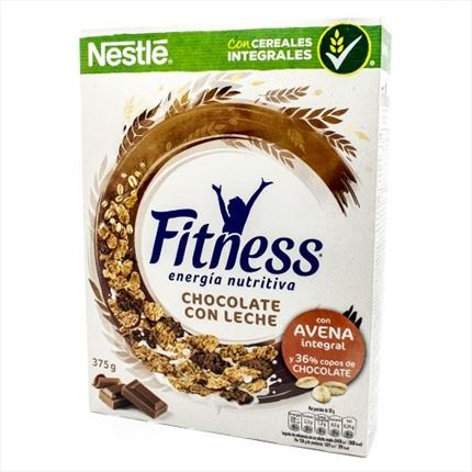 NESTLE FITNESS CEREALS XOCO 375GR
