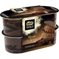 NESTLE GOLD MOUSSE XOCOLATA 4X57GR