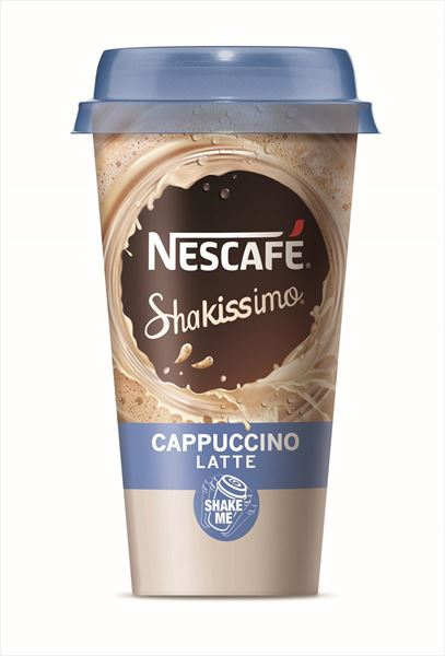 NESTLE-NESC CAP SHACK 190ML.