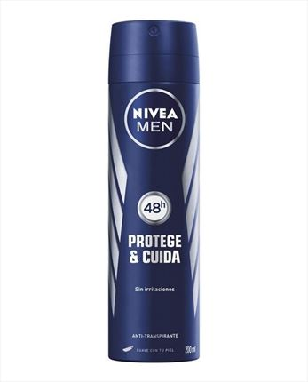 NIVEA DEO MEN SPRAY PROT/CUIDA 200ML.