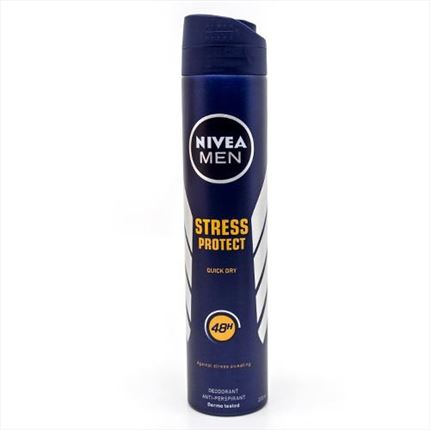 NIVEA DEO MEN SPRAY STRESS PROTEC 200ML