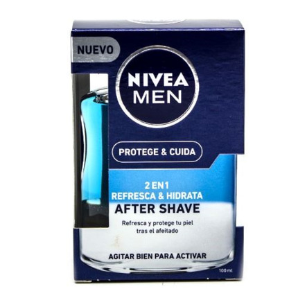 NIVEA MEN LOCIO AFTER SHAVE