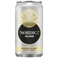 NORDIC TONICA MIXER 25CL