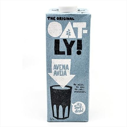 OATLY BEGUDA DE CIVADA 1L