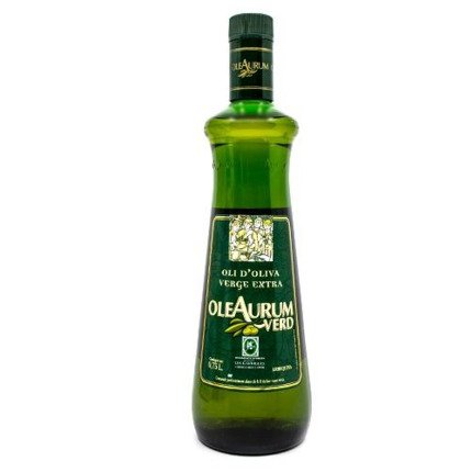 OLEAURUM OLI VERD 75CL.