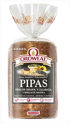 OROWEAT PA PIPES I LLAVORS 680G