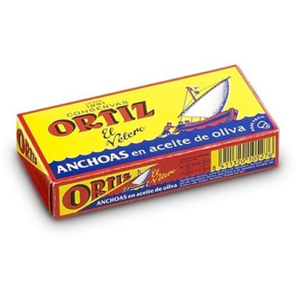ORTIZ..FILETS D'ANXOVA 47G
