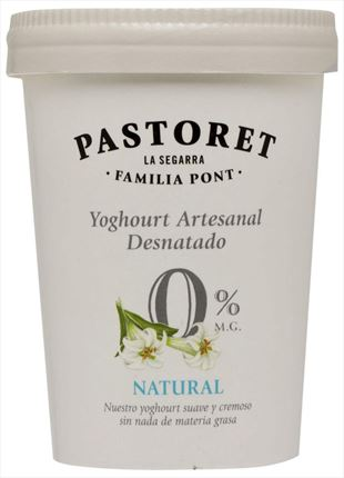 PASTORET IOGURT DESCR.NAT. 0%MG 500GR