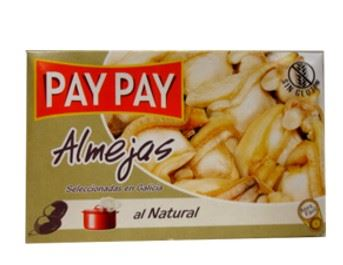 PAY PAY CLOÏSES Al NATURAL 115GR