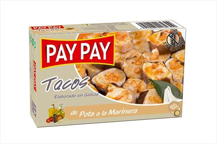 PAY PAY POP A MARINERA 115GR