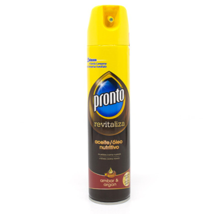 PRONTO AEROSOL REVITALITZANT 295ML
