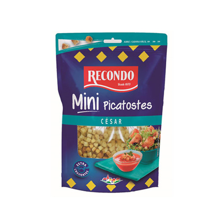 RECONDO MINI CROSTONS CESAR 80G