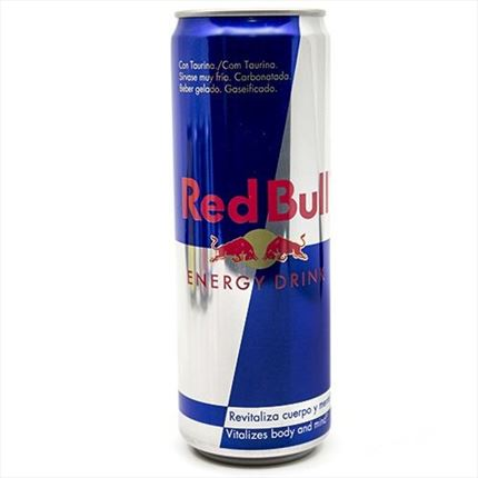 RED BULL ENERGY 473ML.