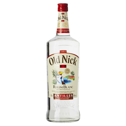 RHUM BLANC OLD NICK