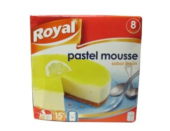ROYAL MOUSSE LLIMONA 207G