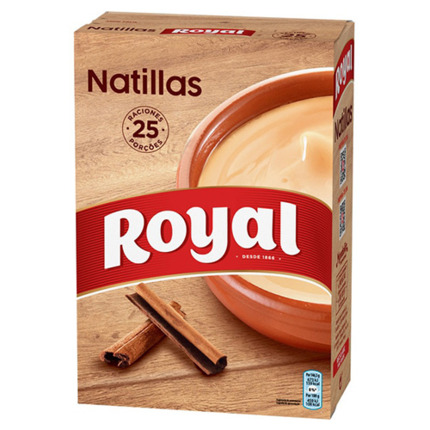 ROYAL NATILLA CASERA 100G