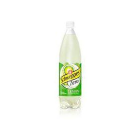 SCHWEPPES LEMON ZERO PET 1,5L