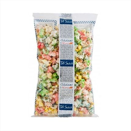 SNACK POPCORN COLOR 70GR
