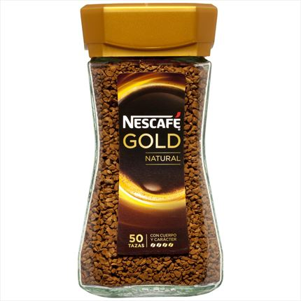 NESCAFE CAFE SOLUBLE NATURAL ARABIC 100GR