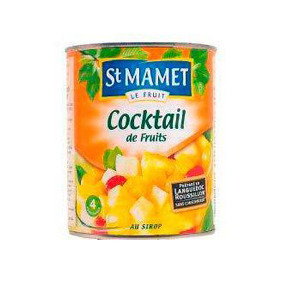 ST MAMET COCTEL FRUITS 500GR
