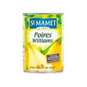 ST MAMET PERA WILLIAMS 235GR