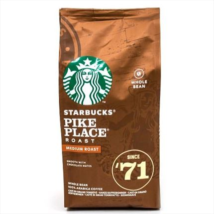 STARBUCKS CAFE PICK PLACE ROAST 200GR