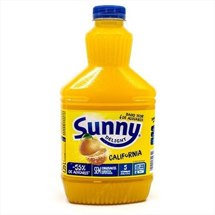 SUNNY DELIGHT CALIFORNIA 1,25L