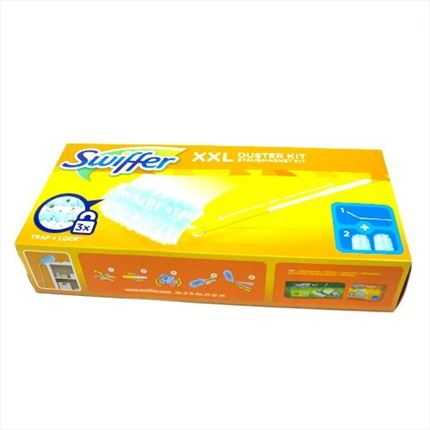 SWIFFER KIT RASPALL DE NETEJA
