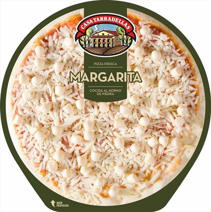 TARRADELLAS PIZZA MARGARITA 340GR
