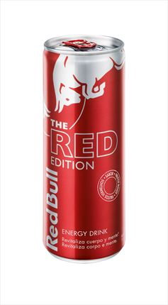 THE RED EDITION FRUITS VERM.25CL.