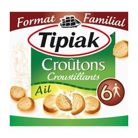 TIPIAK CROUTONS ALL 140GR