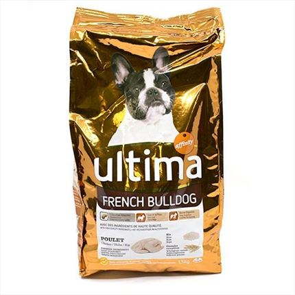 ULTIMA BULLDOG FRANCES 1,5KG