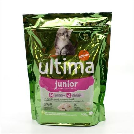 ULTIMA GAT JUNIOR PLLSTRE 400GR