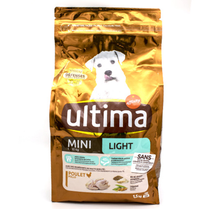 ULTIMA?.GOS MINI LIGHT 1,5KG