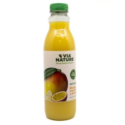 VIANATUR SUC FRUITS TROPICALS 750ML