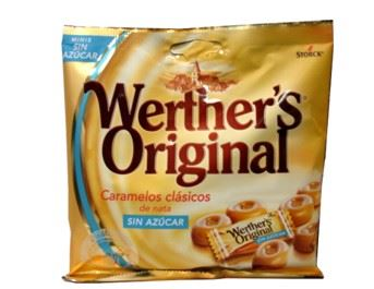 WERTHER'S ORIGINAL S/S 90GR